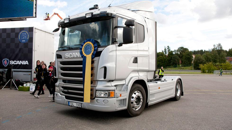 Buscamos al mejor piloto de camiones joven