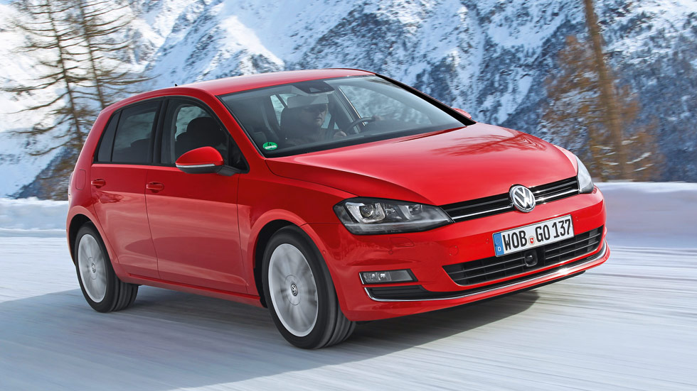 El VW Golf es el Car of the Year 2013