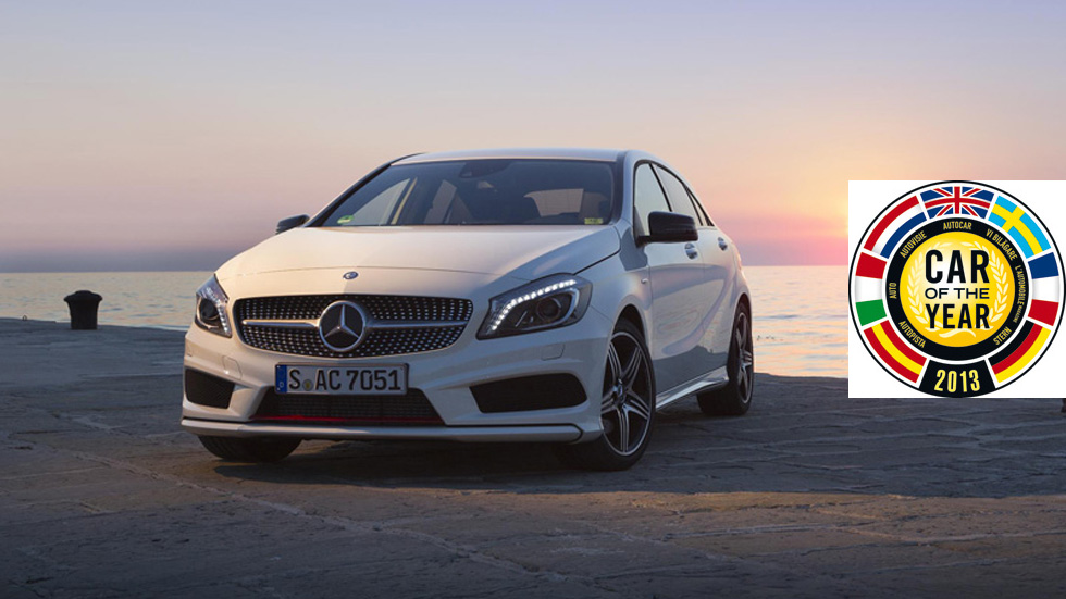 Candidatos Car of the Year 2013: Mercedes Clase A