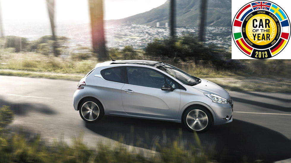 Candidatos Car of the Year 2013: Peugeot 208