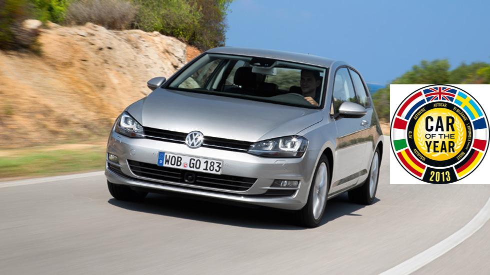 Candidatos Car of the Year 2013: Volkswagen Golf VII