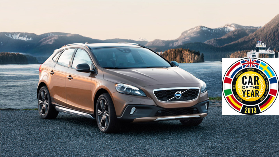 Candidatos Car of The Year 2013: Volvo V40