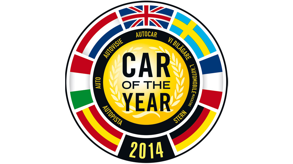 Los 30 candidatos al 'Car of the Year 2014'