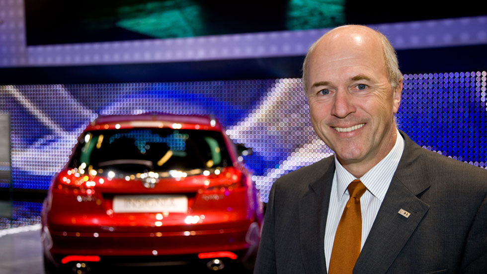 Carl-Peter Forster, de GM a Volvo