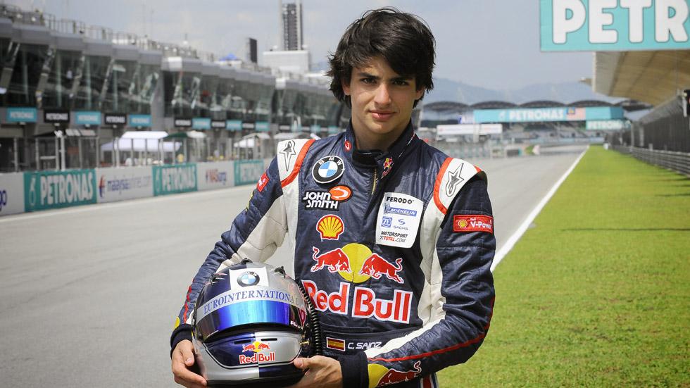 Carlos Sainz Jr. vuelve a Malasia, donde debutó en 2010 (fotos)