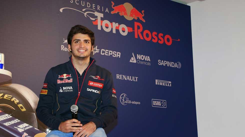¿Quién es Carlos Sainz Jr?