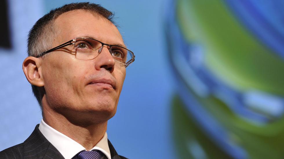 Carlos Tavares, presidente de la Junta Directiva de PSA Peugeot Citroën