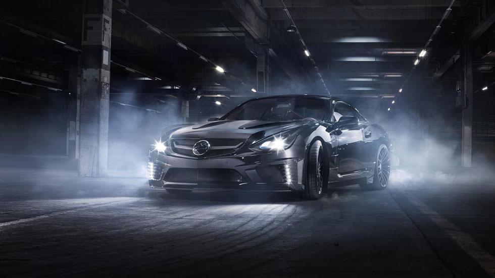 Carlsson C25 GT Final Edition, el lado más oscuro del Mercedes SL