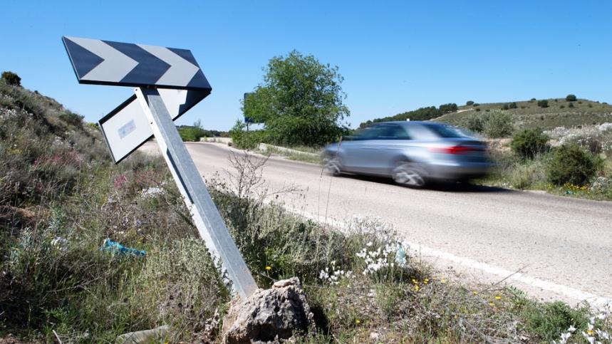 ¿Son seguras las carreteras europeas? Escasa mejoría en 2014