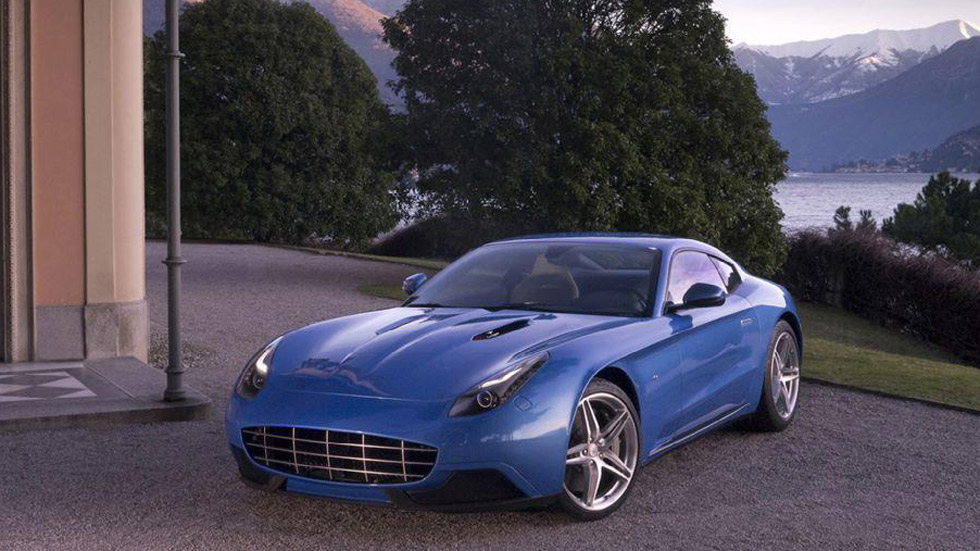 Carrozzeria Touring Superleggera Berlinetta Lusso, el Ferrari más chic