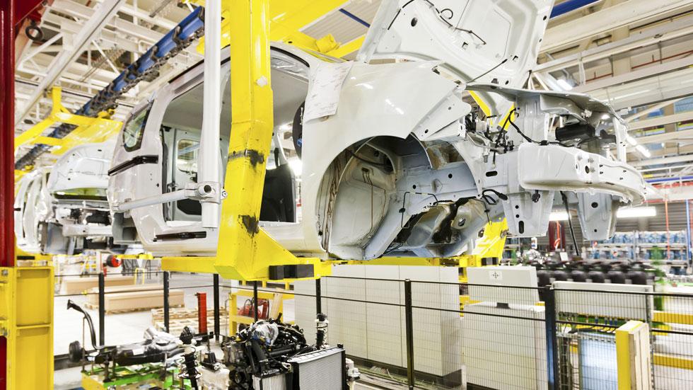 Casi 1 de cada 5 coches vendidos 'made in Spain' se hace en Navarra