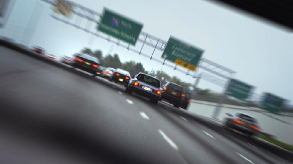 Un 42% de las carreteras, con obstáculos sin proteger