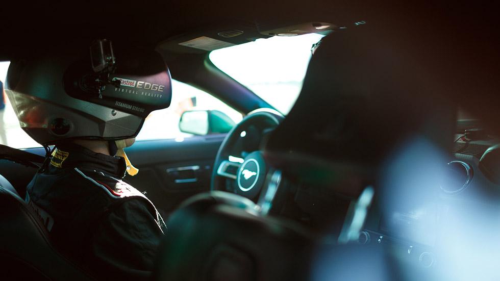 Castrol Virtual Drift, cuando la realidad y los videojuegos se mezclan