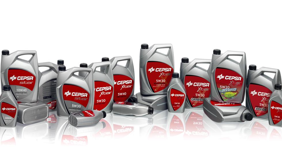 Cepsa: nueva gama de lubricantes