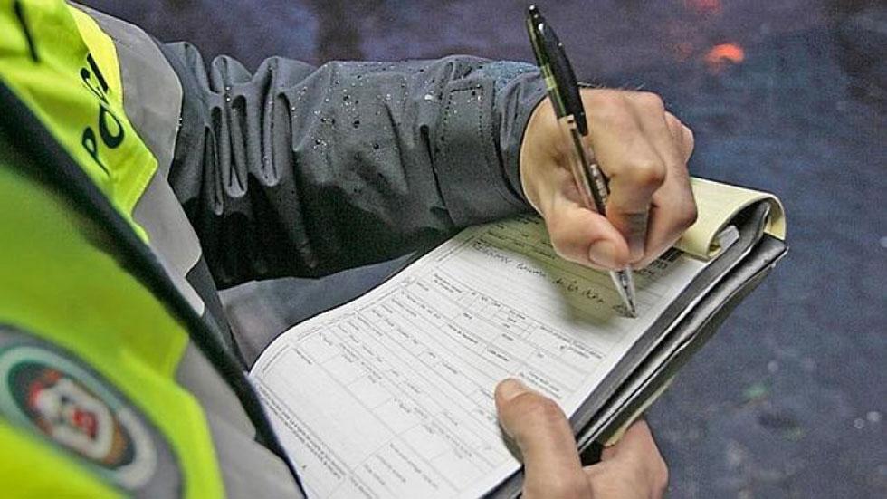 Cerca de 30.000 conductores multados por errores en el seguro