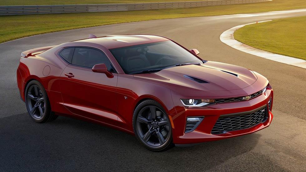 Chevrolet Camaro 2016: más ligero, tecnológico y moderno
