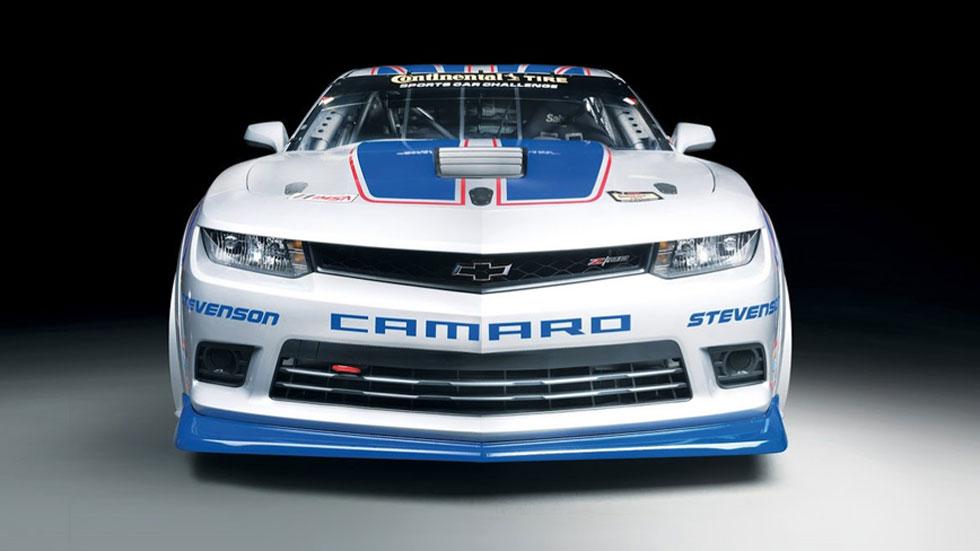 Chevrolet Camaro Z/28.R, prueba de fuego en las 24 Horas de Daytona
