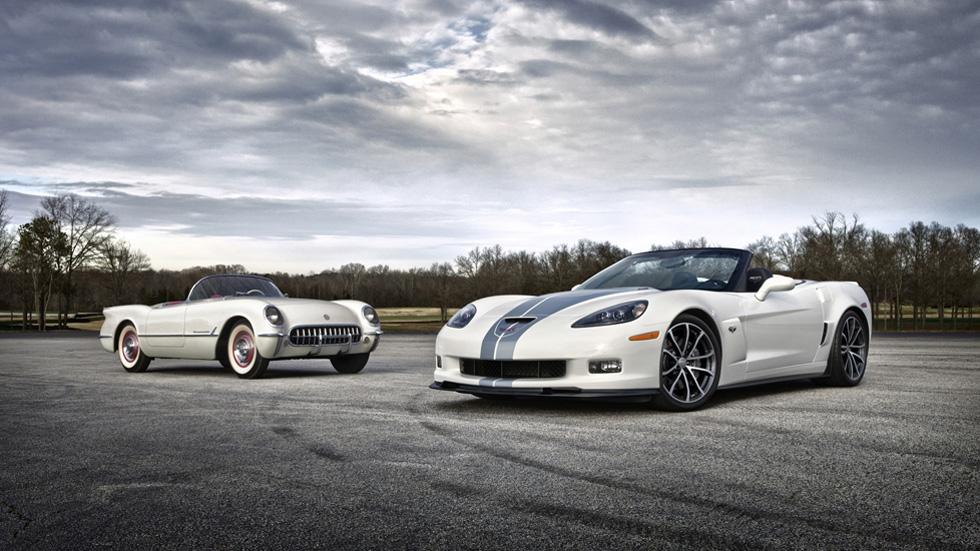Chevrolet Corvette, 60 años de leyenda deportiva