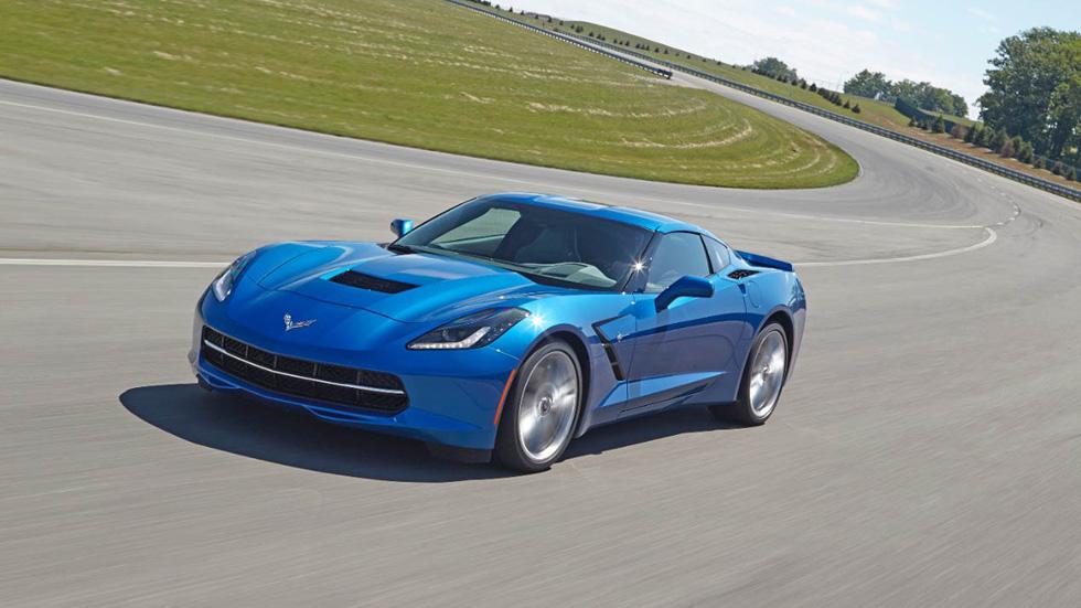 Corvette, el terror de los aparcacoches