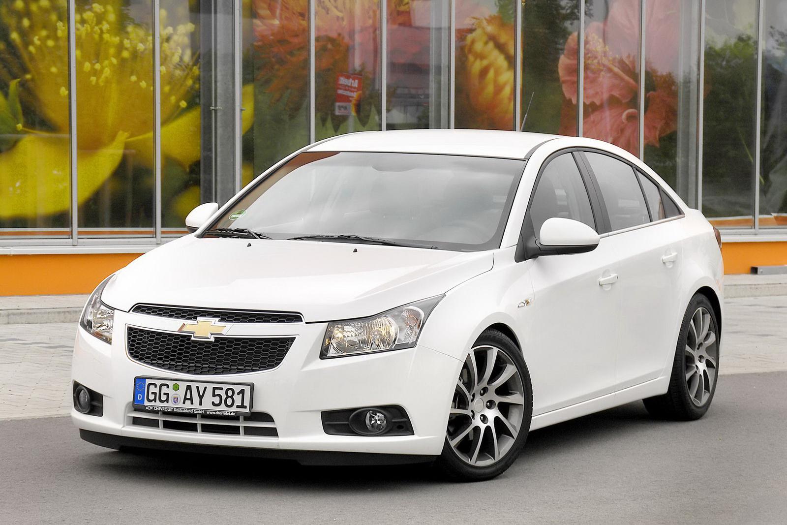 Chevrolet llama a revisión al Cruze de Norteamérica