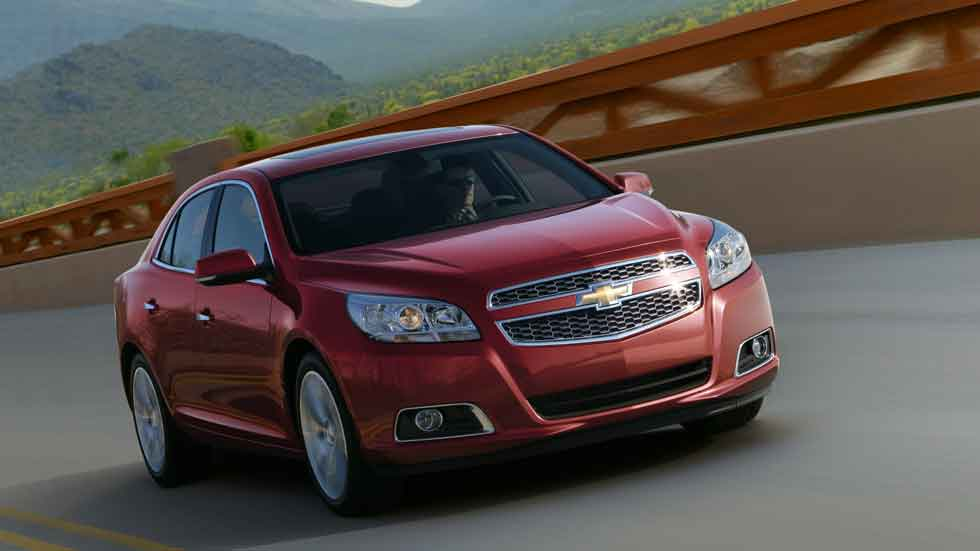 El Chevrolet Malibú cumple 50 años