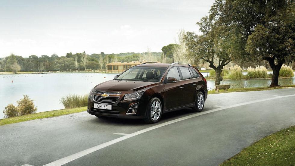Mejoras de seguridad y confort en la gama Chevrolet