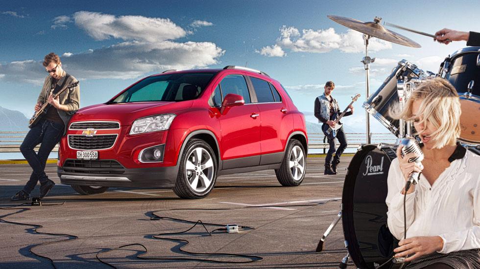 Contacto: Chevrolet Trax, a la moda a buen precio