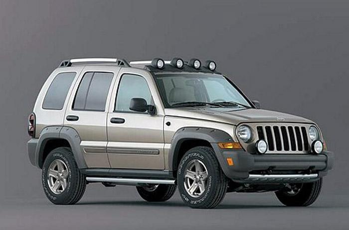 Jeep revisará 2,7 millones de Grand Cherokee y Liberty