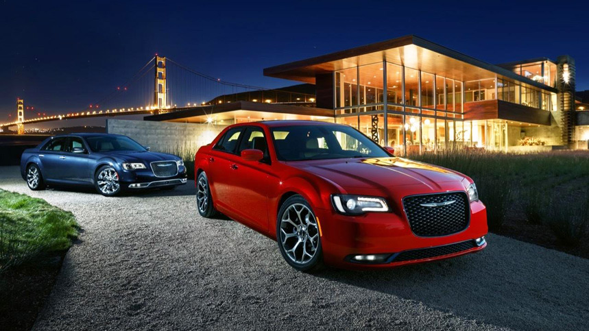 Chrysler 300 2015, genuinamente americano