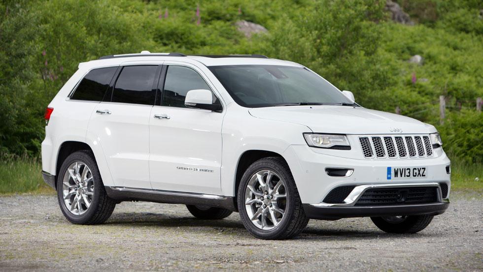 Chrysler revisará 870.000 todoterrenos por fallos en los frenos