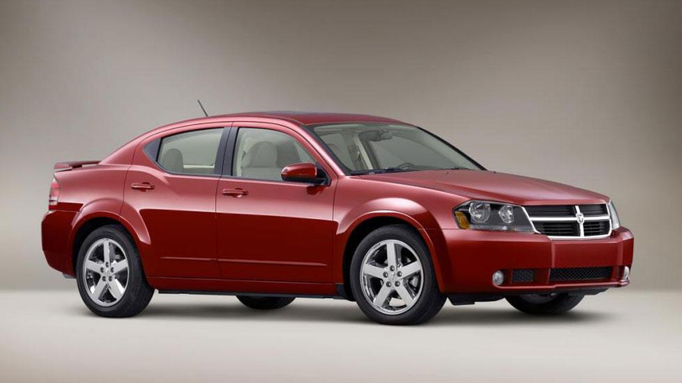 Chrysler revisará 842.286 vehículos en el mundo