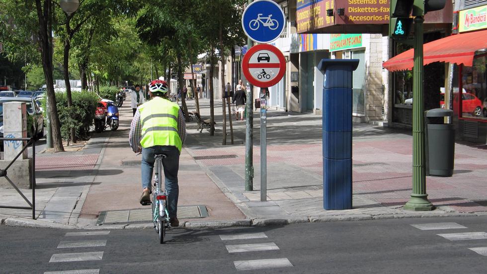 En ciudad, los ciclistas menores tendrán que usar casco