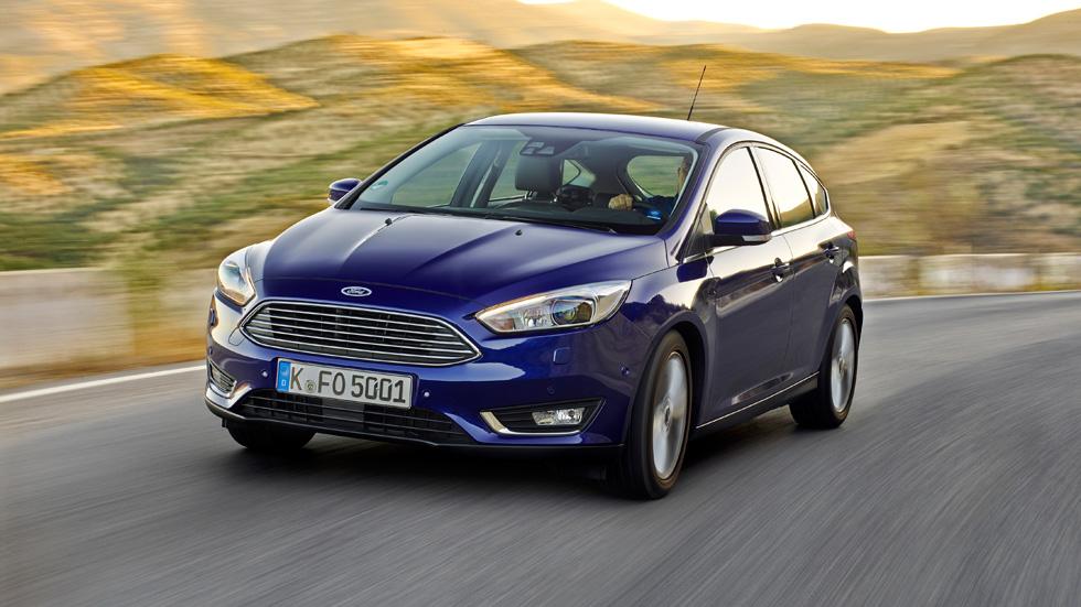 Las cinco mejoras del nuevo Ford Focus