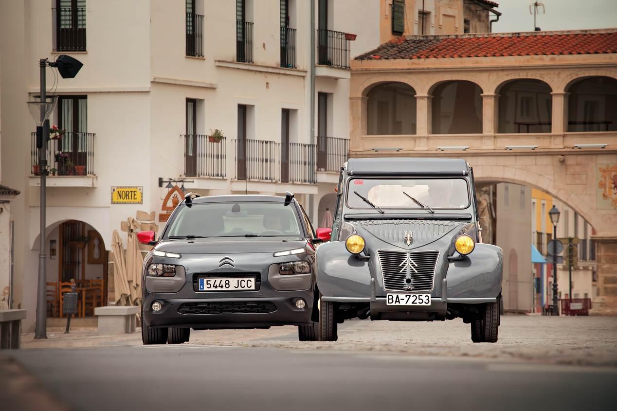 Vídeo: Citroën 2CV y C4 Cactus, ¿vidas paralelas?