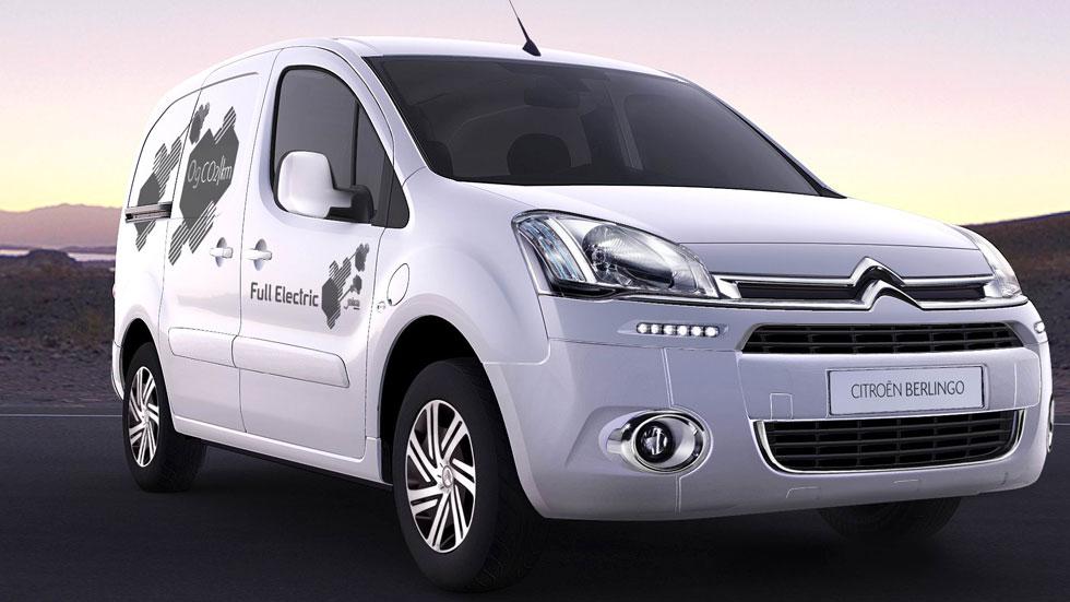 Citroën Berlingo Electric, el comercial eléctrico con acento gallego