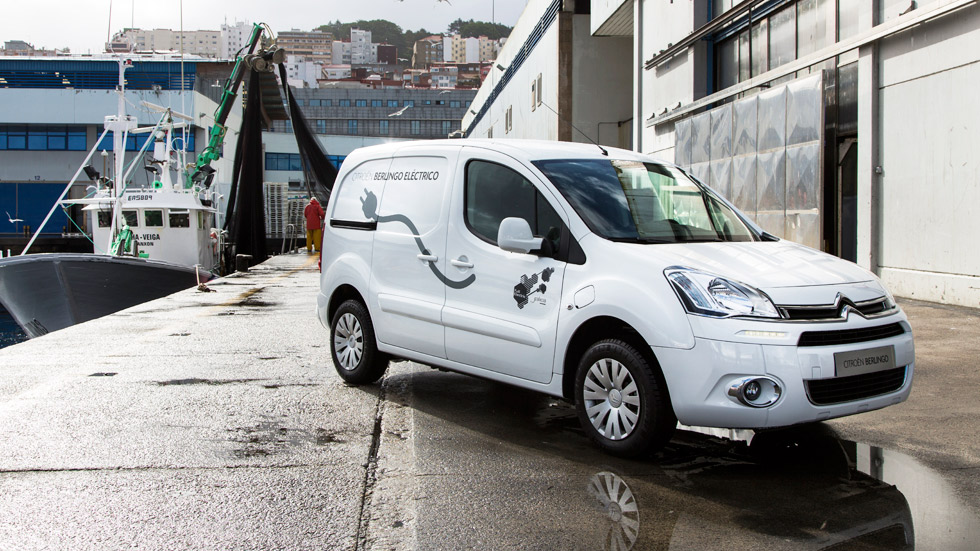 Contacto: Citroën Berlingo Electric