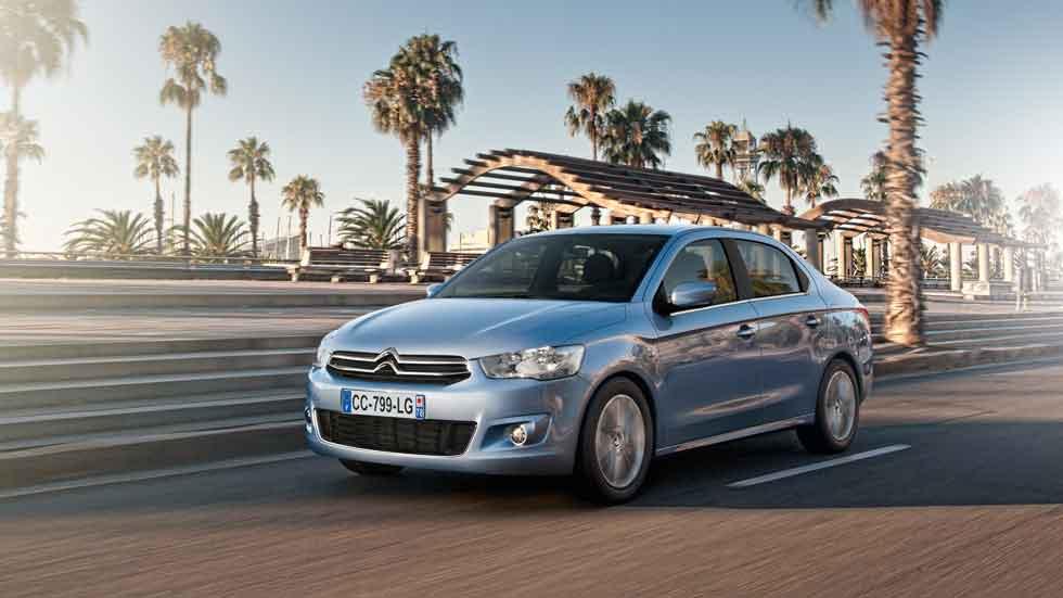 Citroën C-Elysée, ahora con motores más eficientes