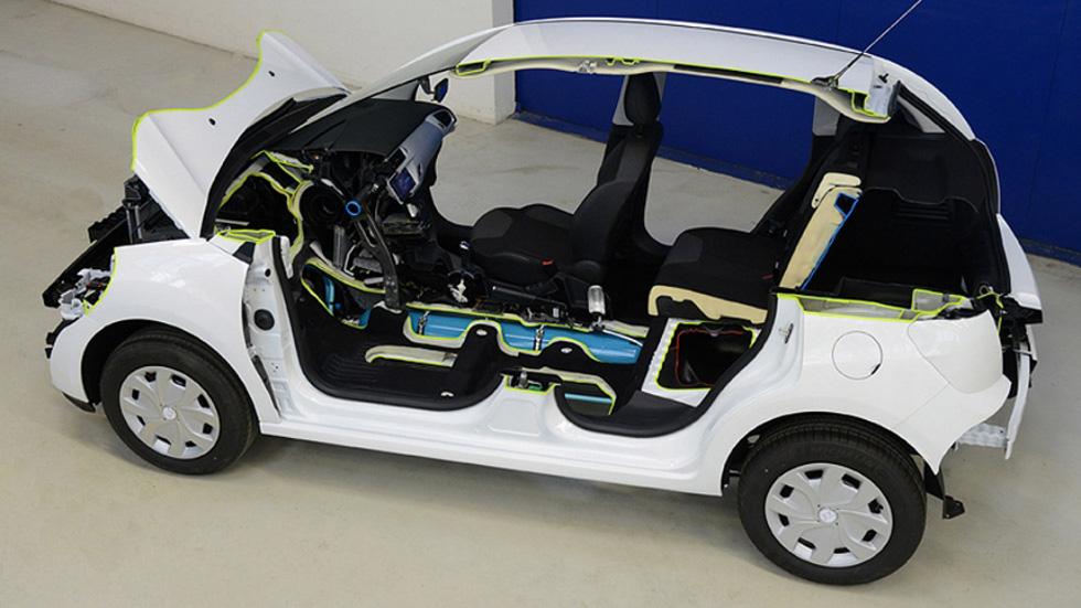 Citroën C3 Hybrid Air de aire comprimido: el C3 más limpio
