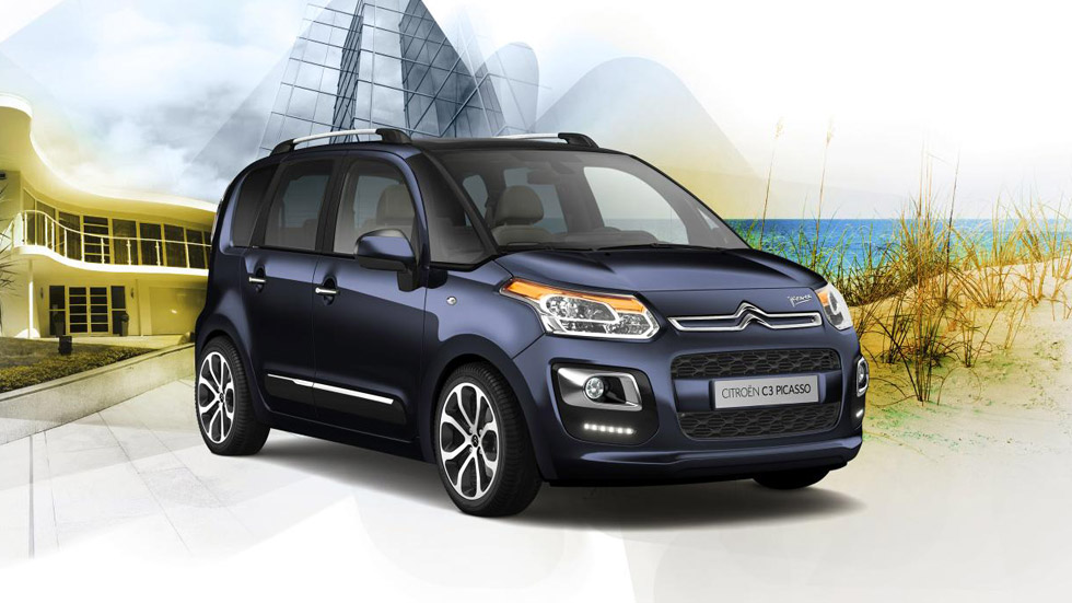 Citroën C3 Picasso PureTech 110, más eficiencia para el minivolumen francés