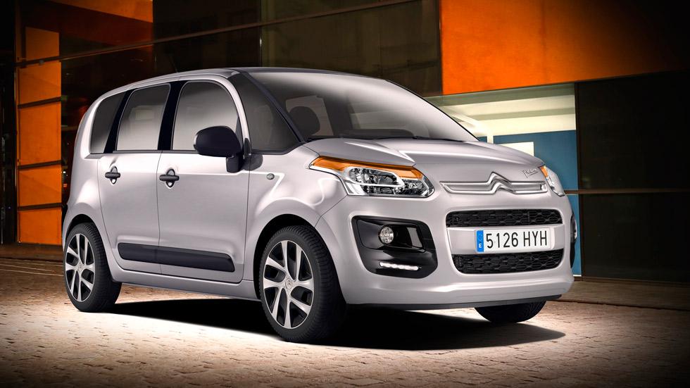 Citroën C3 Picasso Tonic, más por menos
