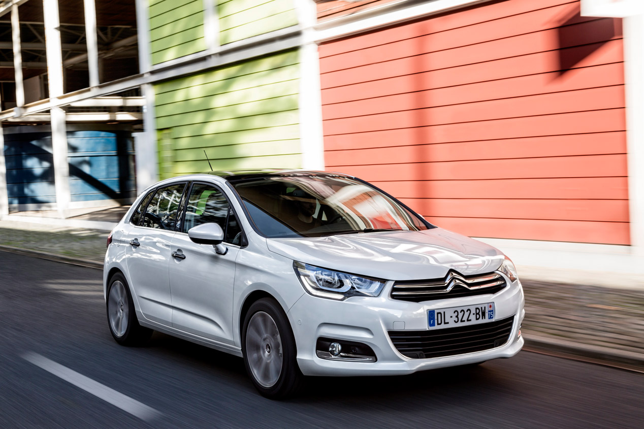 Primera prueba: Citroën C4, mejor desde 15.720 euros