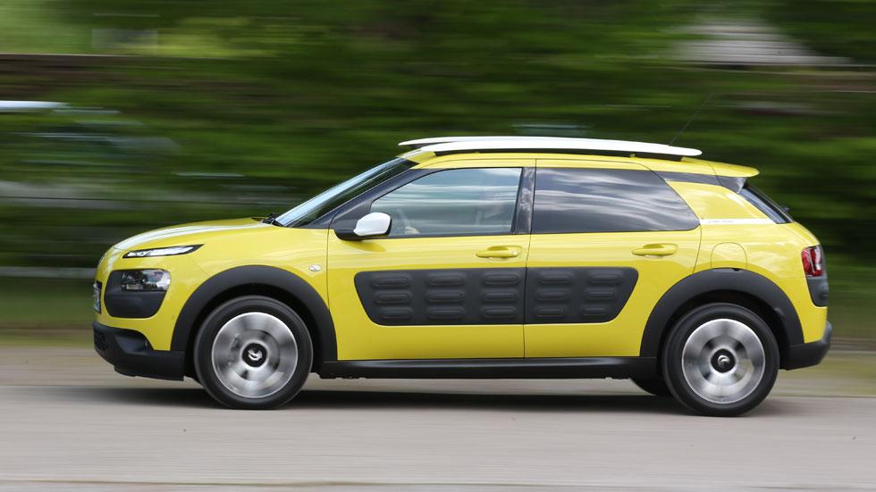 Contacto: Citroën C4 Cactus, sorprendente