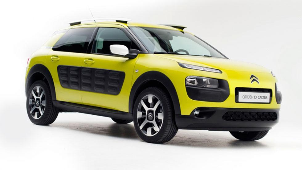El Citroën C4 Cactus multiplica por cuatro su previsión de ventas