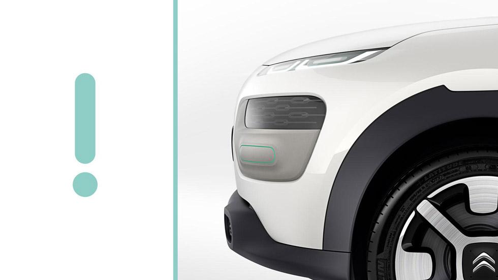 Citroën Cactus Concept, ¿nuevo SUV a la vista?