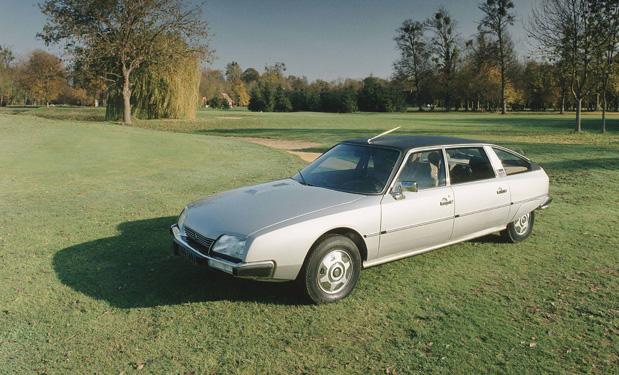 Citroën celebra los 40 años del CX