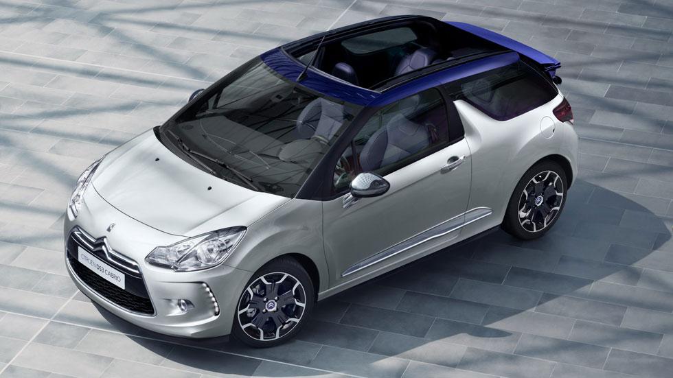 Citroën DS3 Cabrio, a la venta desde 16.930 euros