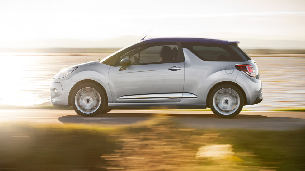 Contacto Citroën DS3 Cabrio, descapotable cinco plazas