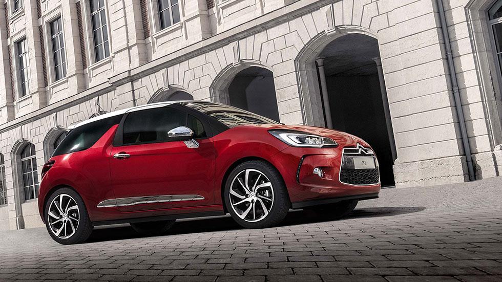 Citroën DS3 y DS3 Cabrio, más potencia y eficiencia