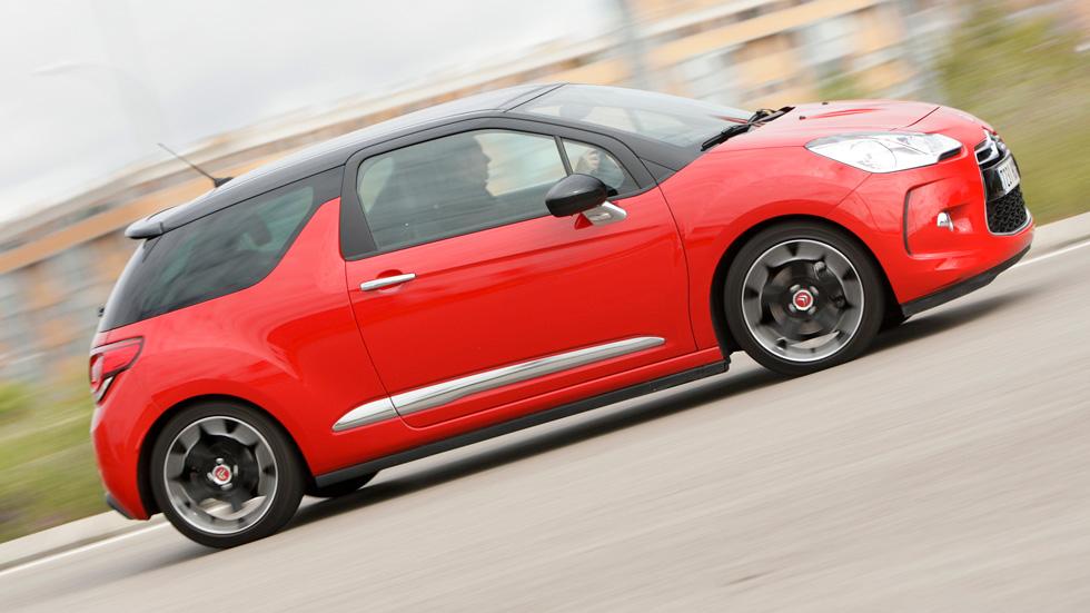 Nuevo motor tricilíndrico 1.2 para Citroën DS3