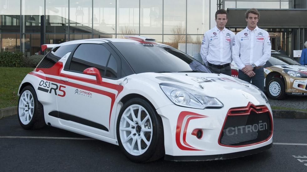 Citroën DS3 R5: por fin listo para los rallyes